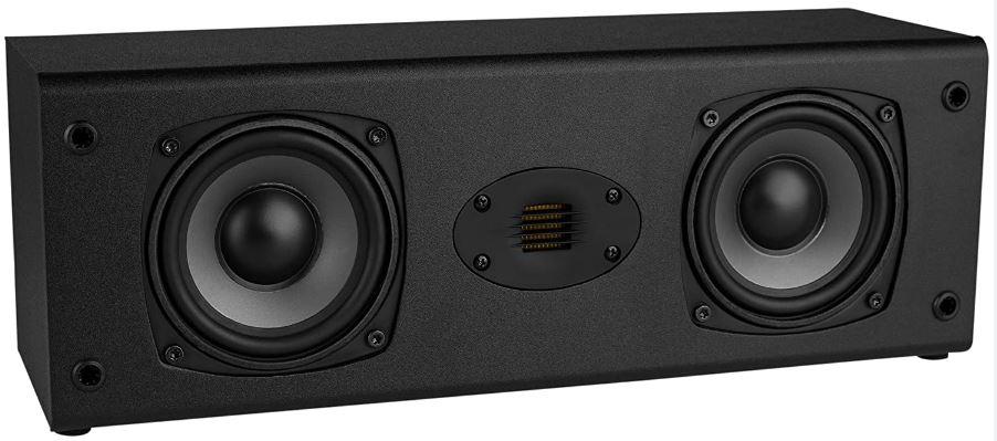 Dayton Audio C452-AIR Dual 2-Way Center Channel Speaker