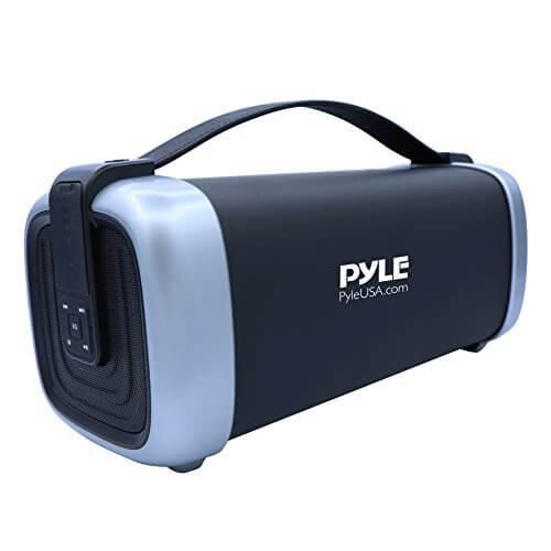 Pyle PBMSQG12 Portable Bluetooth Speaker