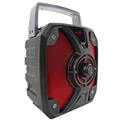 Rockville ROCKBOX 6.5-inch 100-watt Portable Bluetooth Speaker