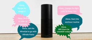 Features of Alexa