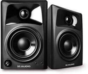 M-Audio AV32 Bookshelf Speakers
